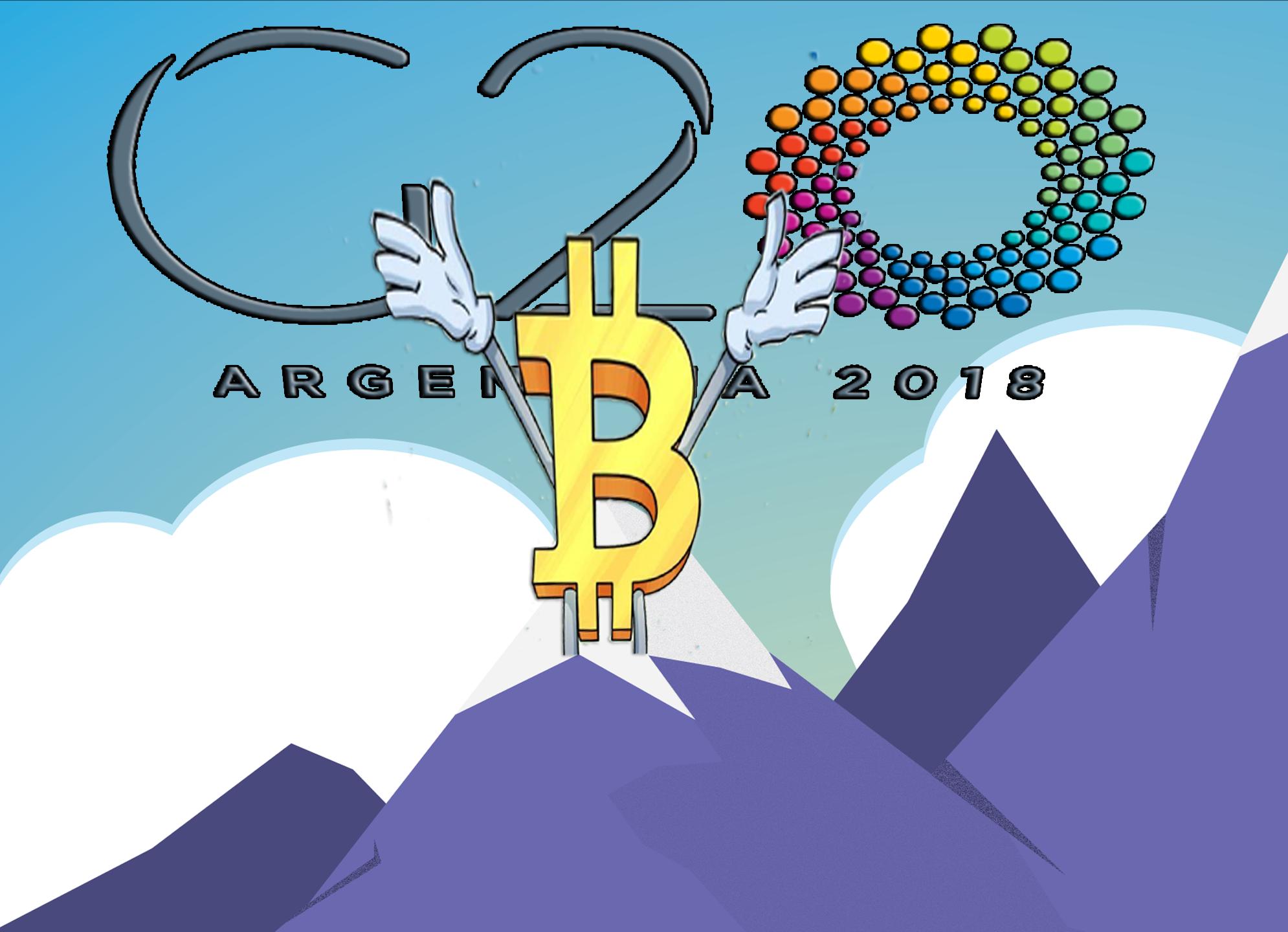 G20 summit bitcoin