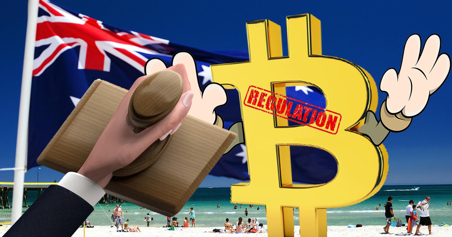 Cryptocurrency price manipulaton case of australia