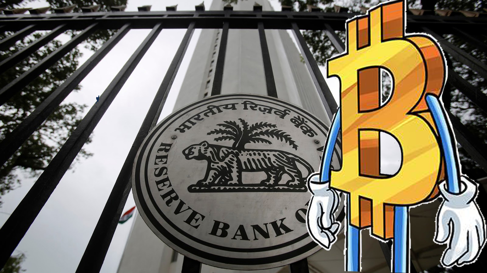Reserve bank of india ban cryptocurrency