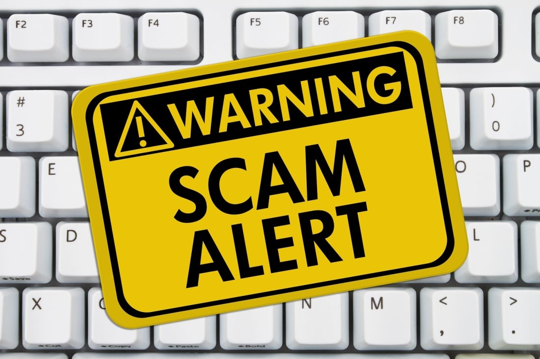 cryptocurrency scam alert