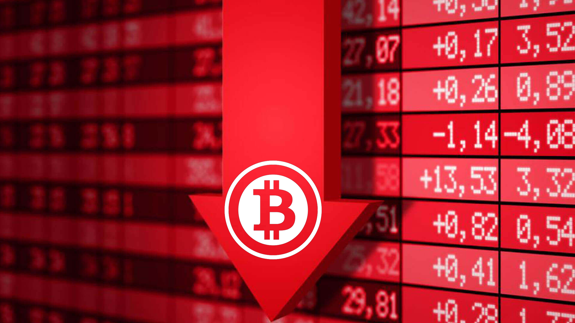 Bitcoin Price collapses below 6000