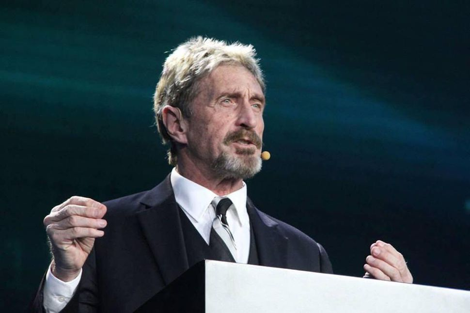 Airdrop Of WHACKD Coins Valuing At $700M Says, John Mcafee