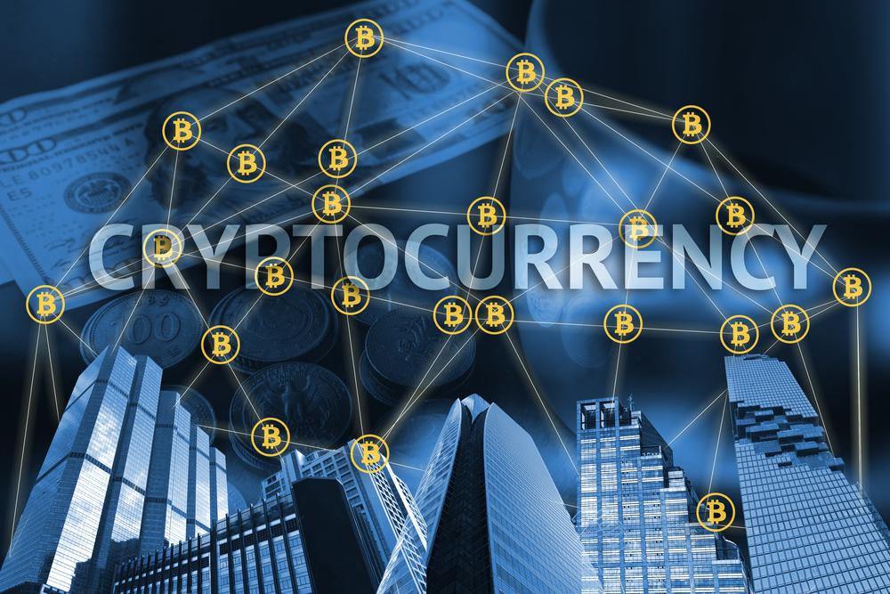 Cryptocurrency market updates