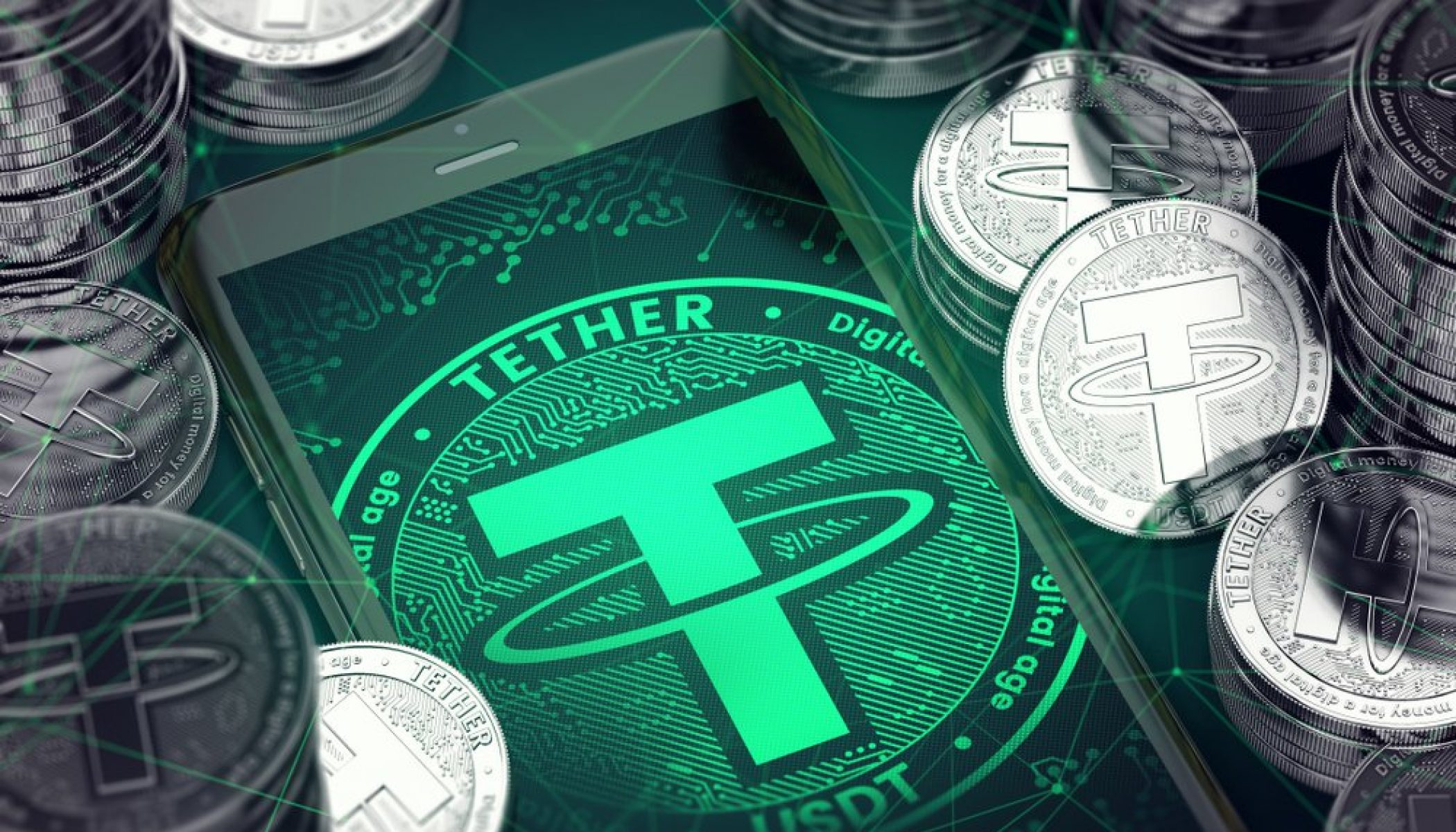 crypto cries foul in wake of tethers dollar token report 2100x1200