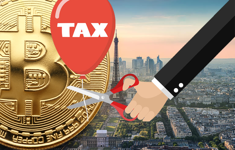 france no crypto tax