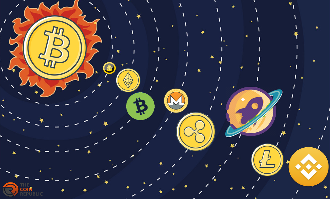 Cryptocurrency Space