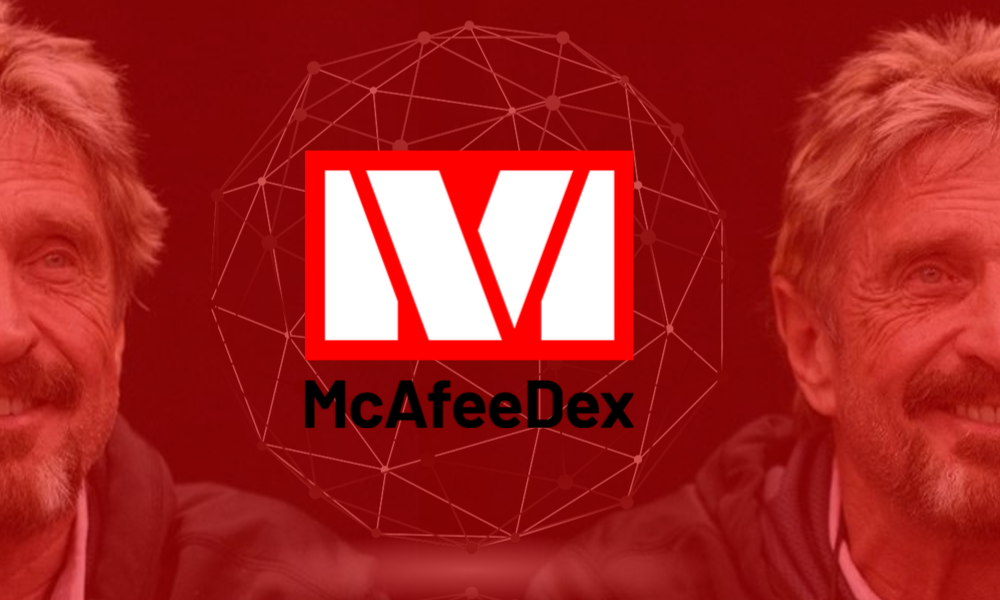 "John McAfee's DEX is still termed ""Wrong"" by US Regulatory services."