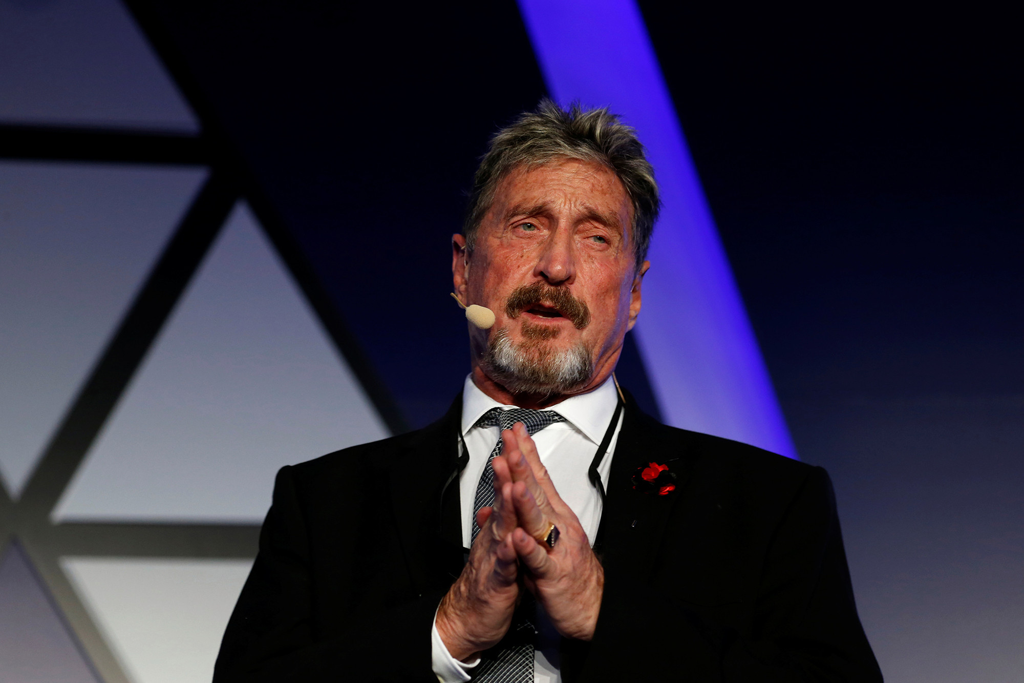 John Mcafee about Government