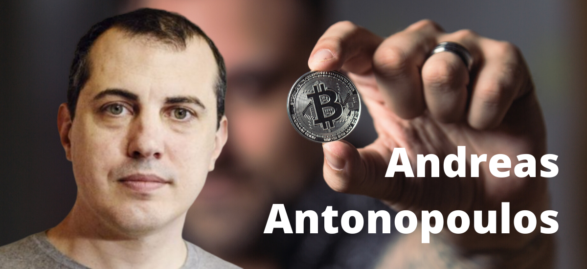 Andreas Antonopoulos - Worth of Digital Assets Unknown to Stable Economies like of  U.S. and U.K.