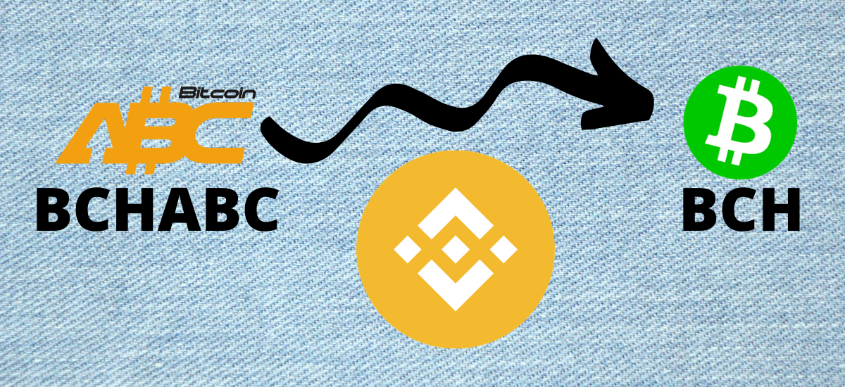 Binance Decided to Update BCHABC's charge to BCH