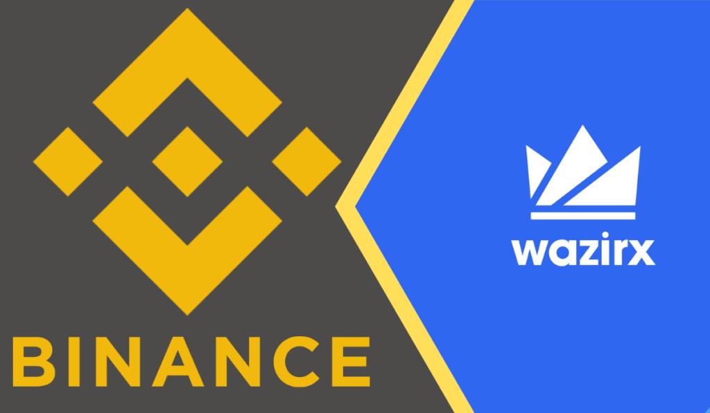 BINANCE Acquires Mumbai-based WAZIRX