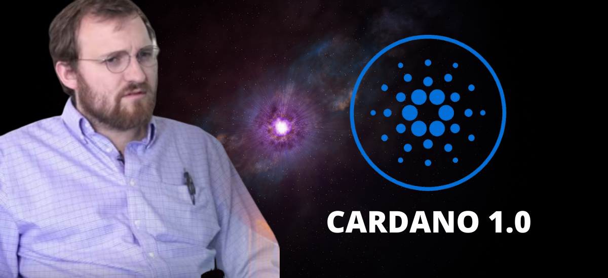 Charles Hoskinson declares the arrival of Haskell Cardano 1.0