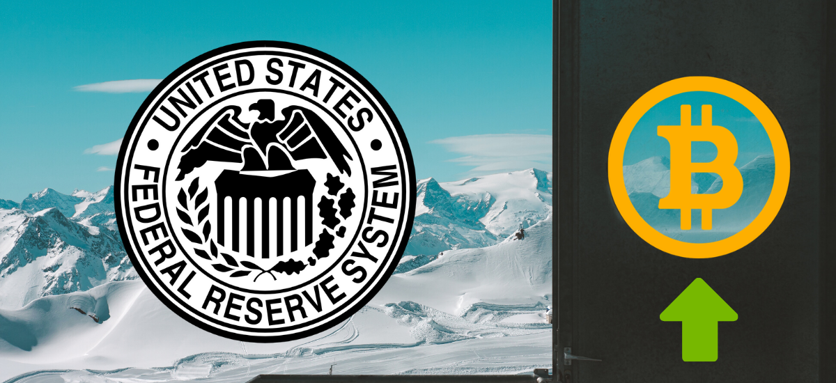 The U.S. Central bank is growing its asset report and specialists accept this could be favorable for Bitcoin over the long haul. Analysts believe that this is a sign of impending turmoil, Bitcoin, however, seems like a stable alternative to salvage the economy indicating that the Fed might invest in Bitcoin.