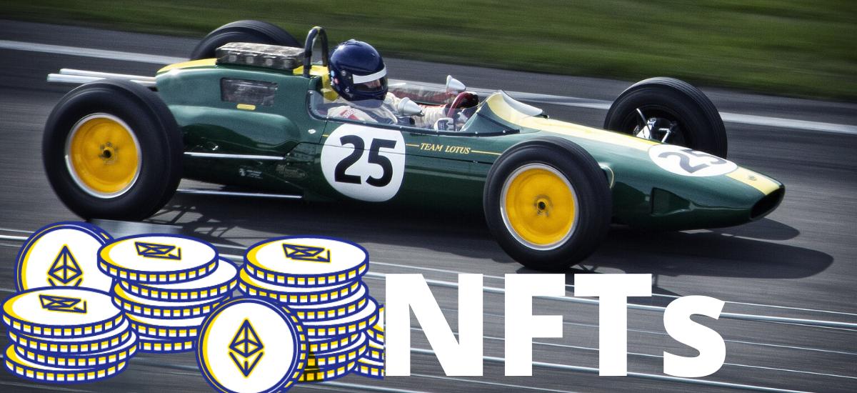 F1 Delta Time Announces Auction of NFTs