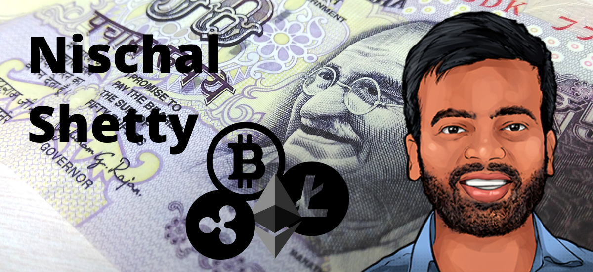 Wazirx CEO Nischal Shetty on the Indian Cryptocurrency Market