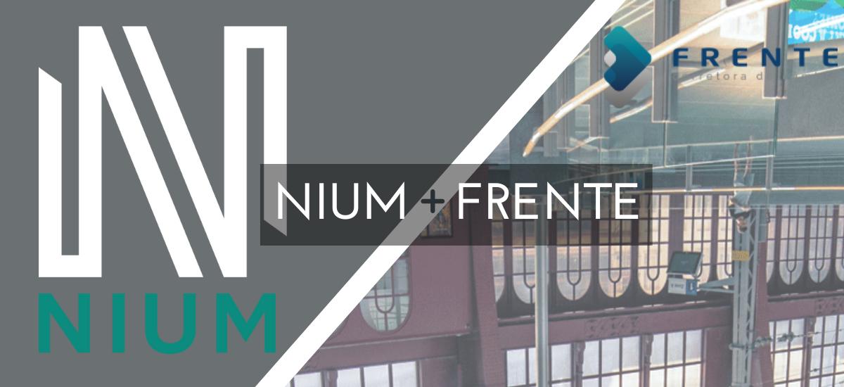 Payments Platform NIUM Announces Partnership with Brazilian Broker Frente