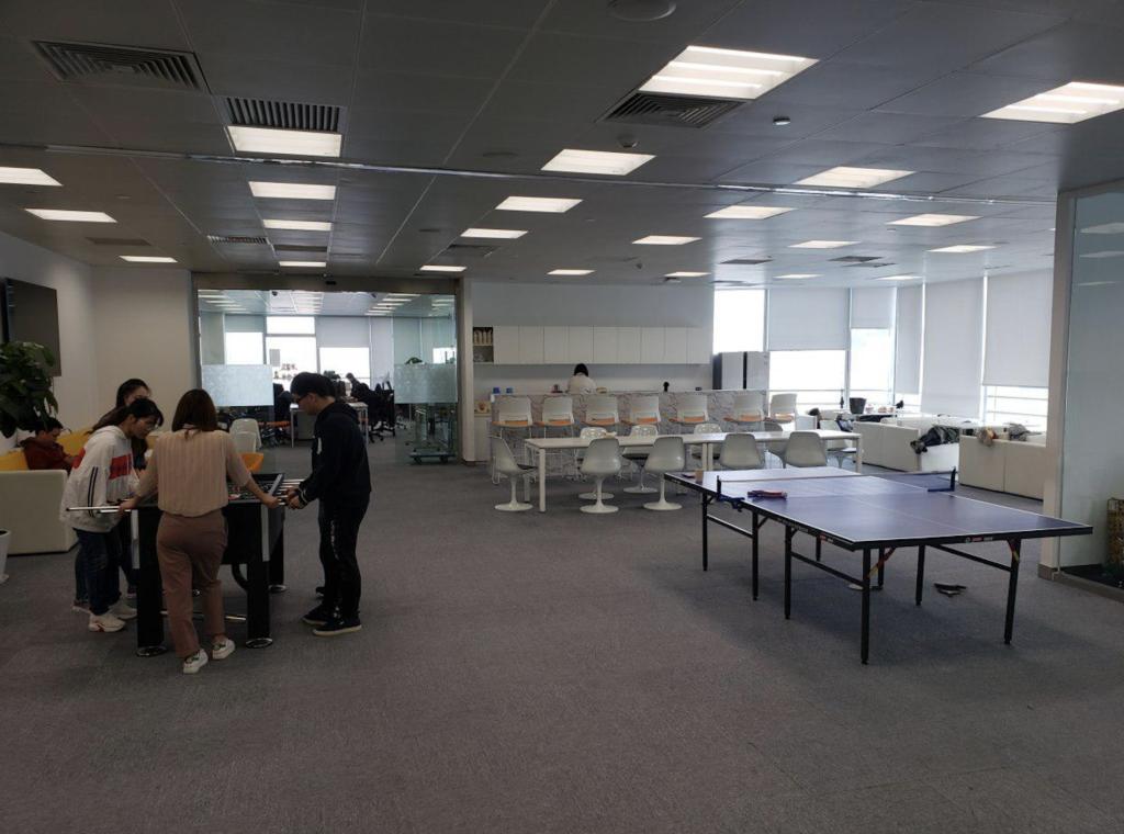 Binance Shangai Office