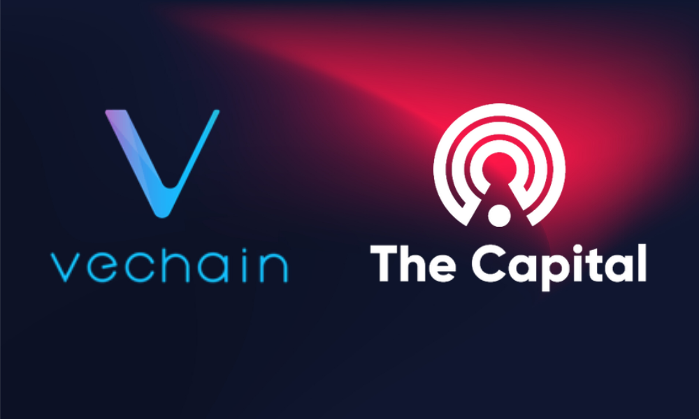 VeChain Showcased its Limited Edition Artworks in The Capital 2019
