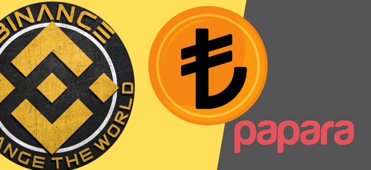 papara-binance