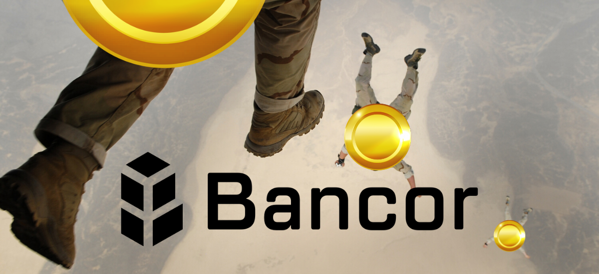 Bancor Announces Liquidity Token Airdrop