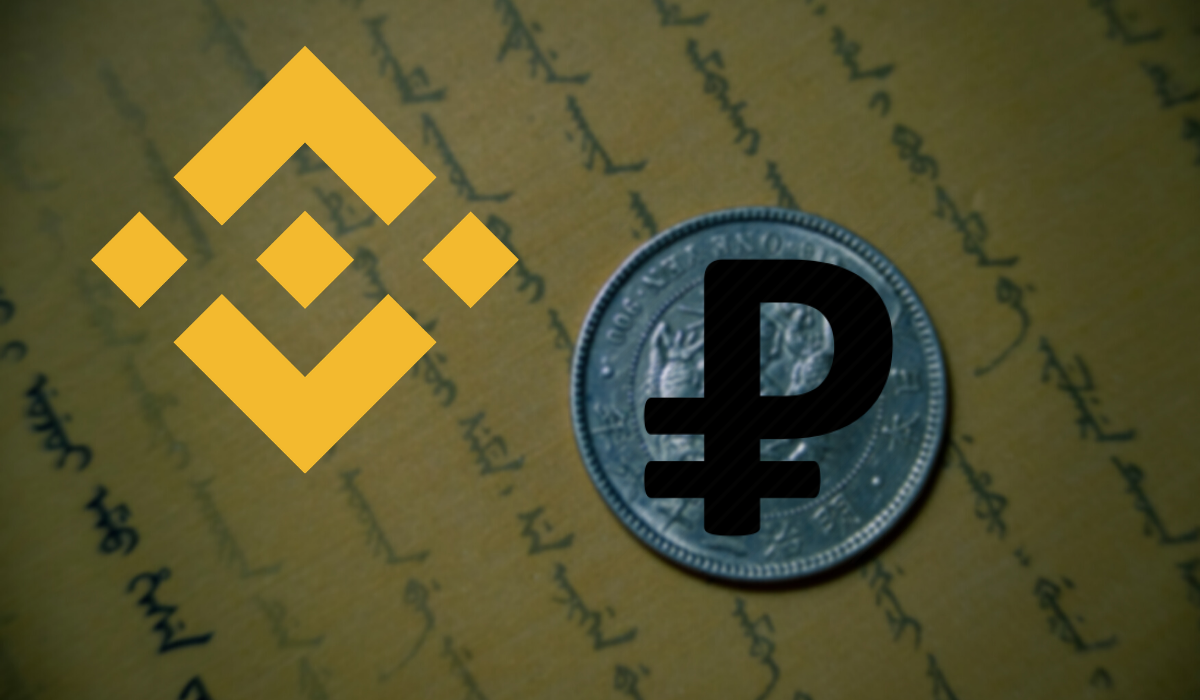 Binance Opens Trading for Russian Ruble