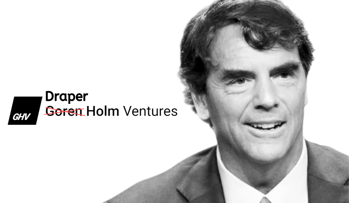 Investment in Los Angeles Blockchain platform Goren Holm by Tim Draper