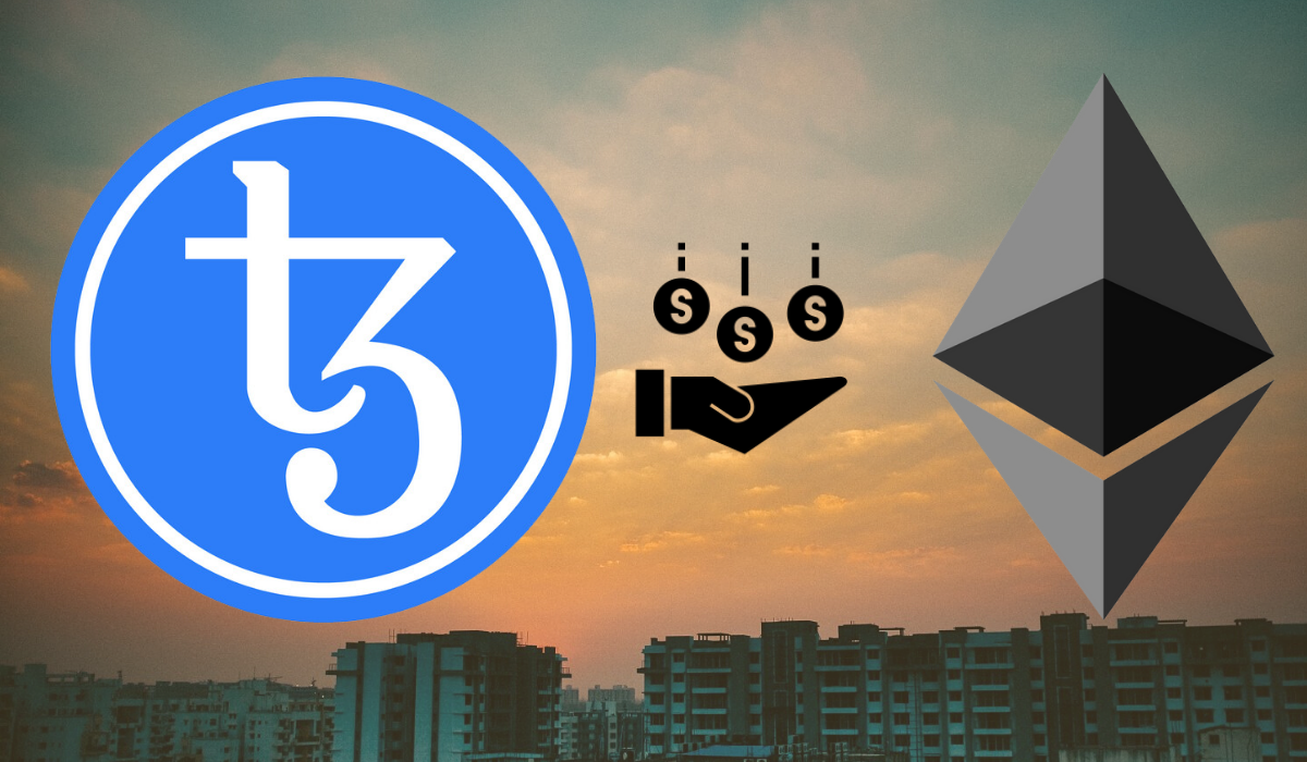 Tezos Foundation Ready to Fund Ethereum's Projects