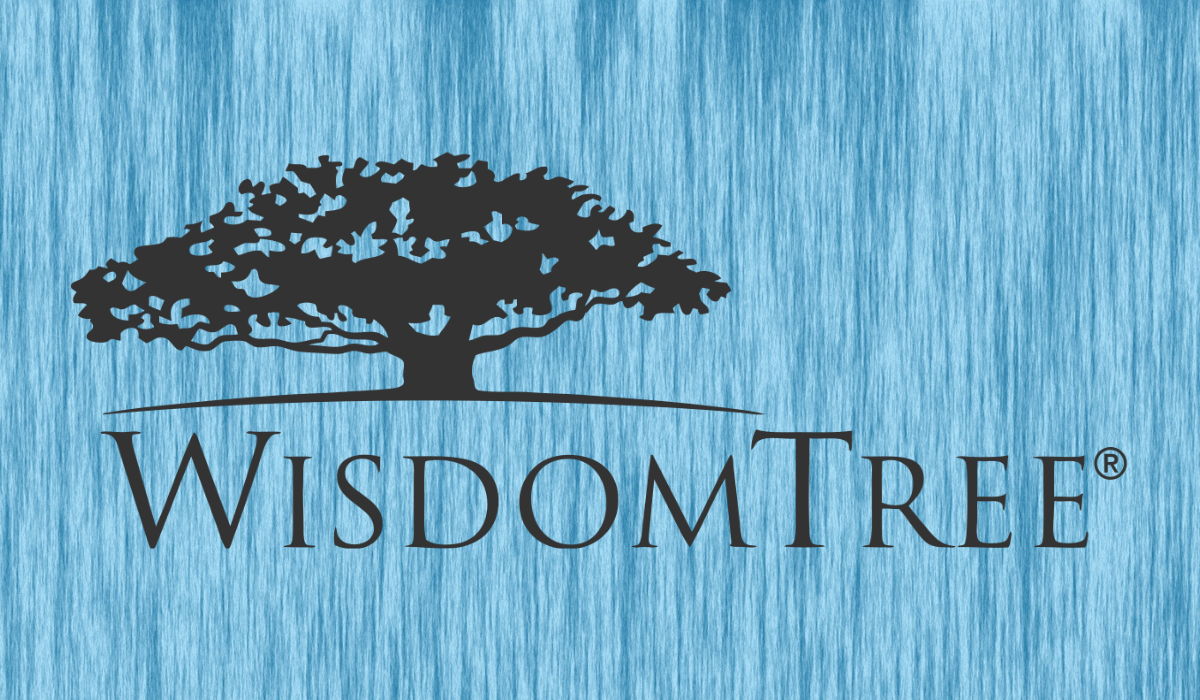 WisdomTree's Wisdom Behind the New Physically Backed ETP