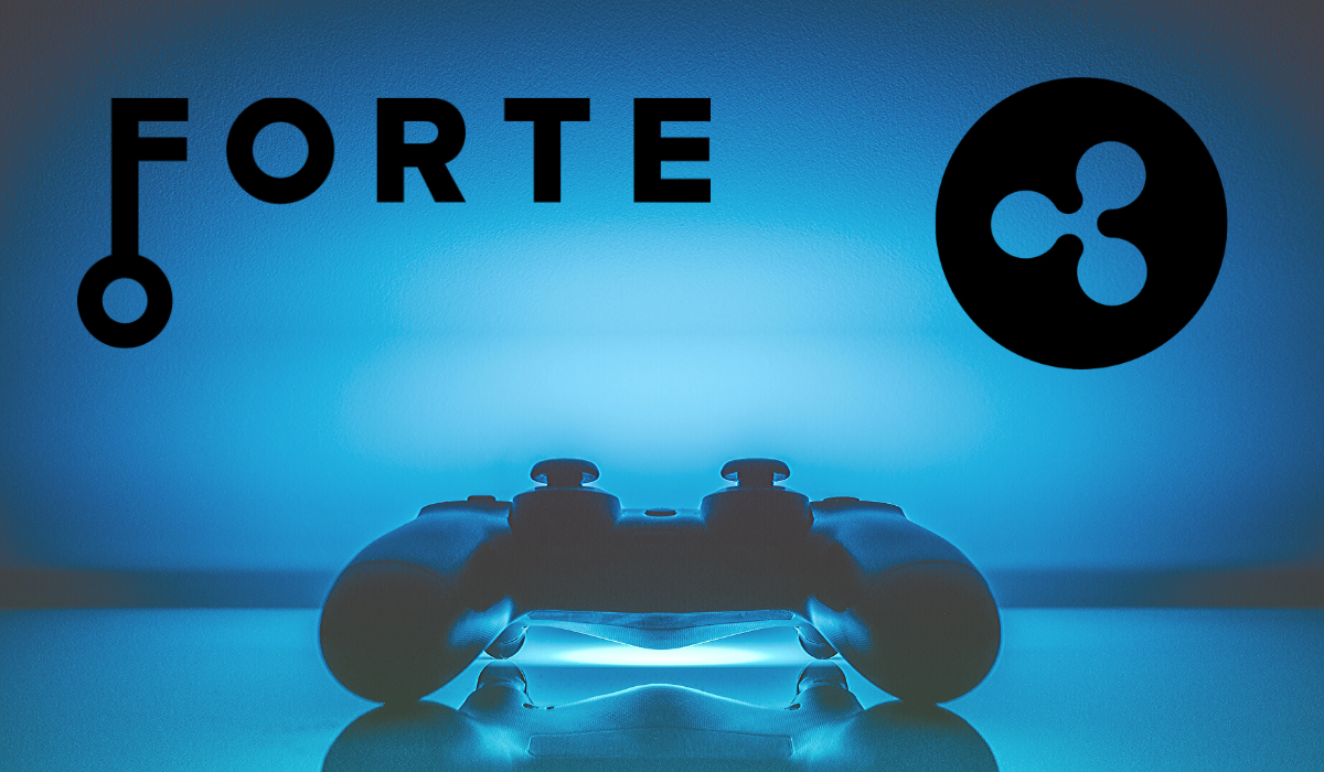 Forte- Ripple Partnership Work to Integrate Blockchain Technology with Gaming