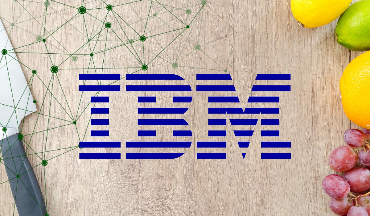 IBM Food Trust Tracks the Food Down to the Farm