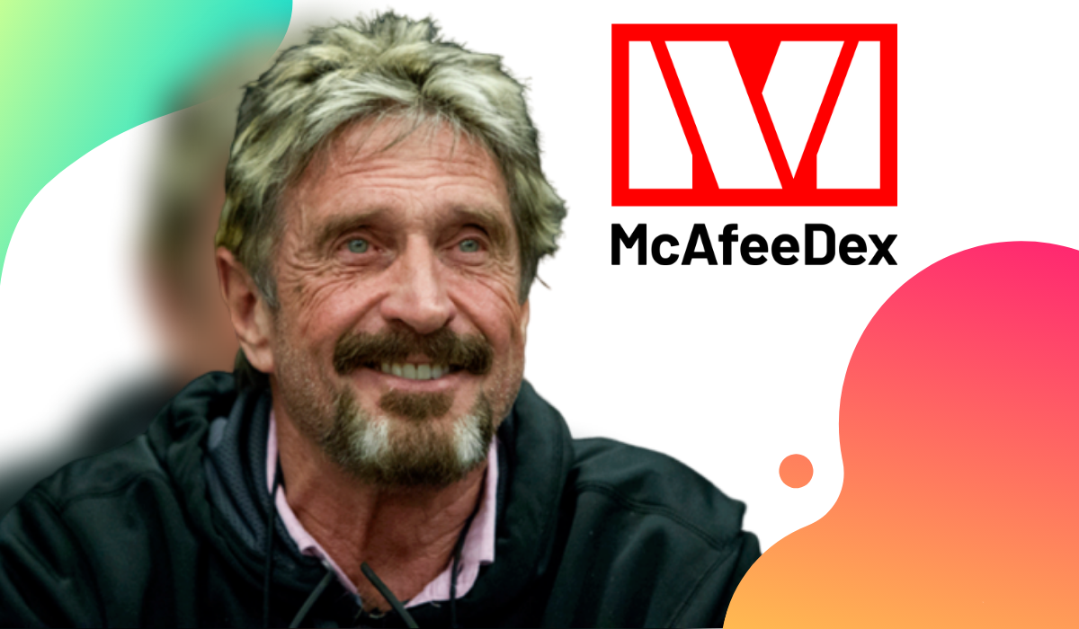That's How John McAfee Perceives The Burning Issues