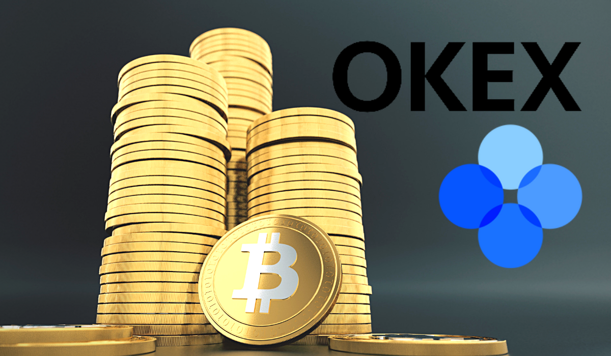 Mystery Account received 2002 BTC from OKex and we don't know why