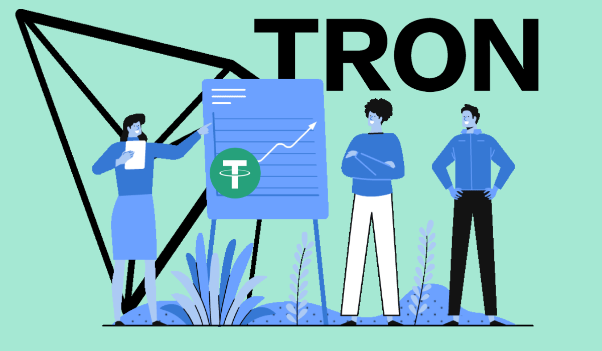 TRON based Tether USDT to Cross 1 Billon Stablecoins