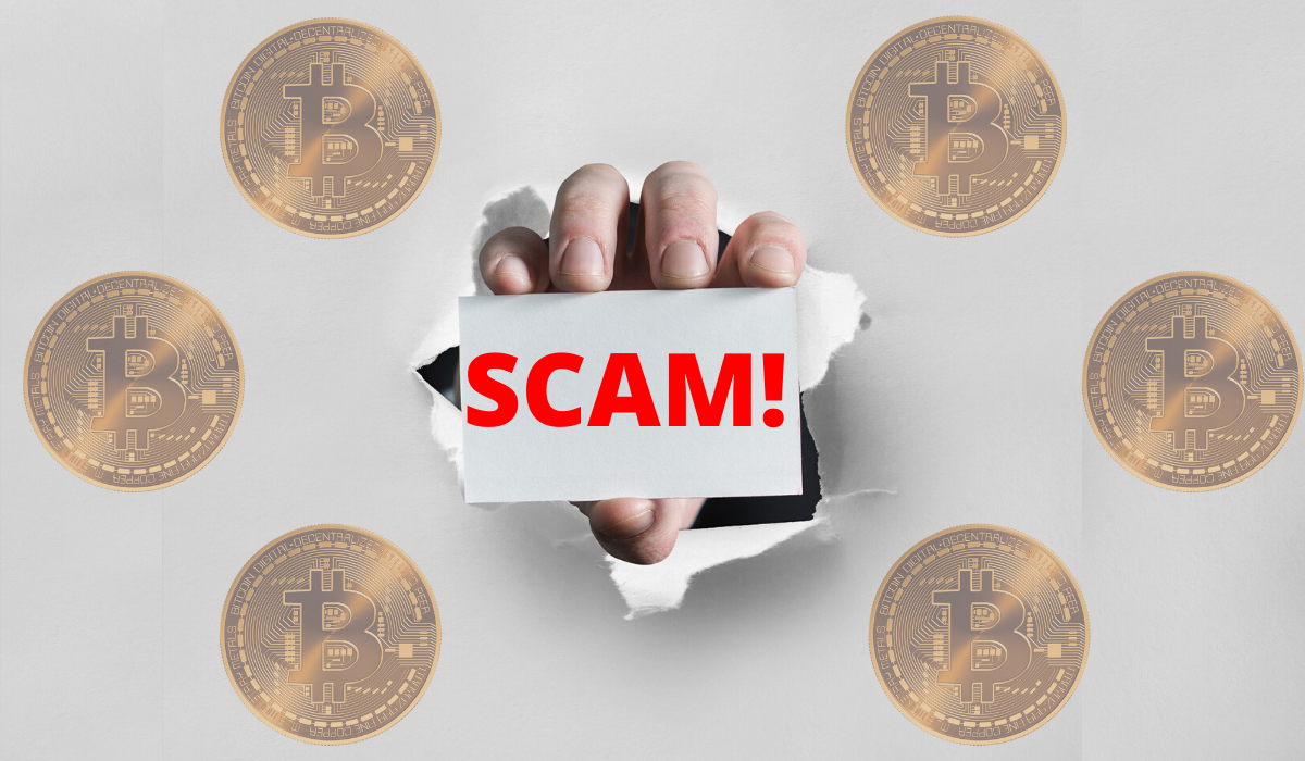 The Crypto scam: Fake Bitcoin Website Duped Investors Using The Name of MAS Chairman