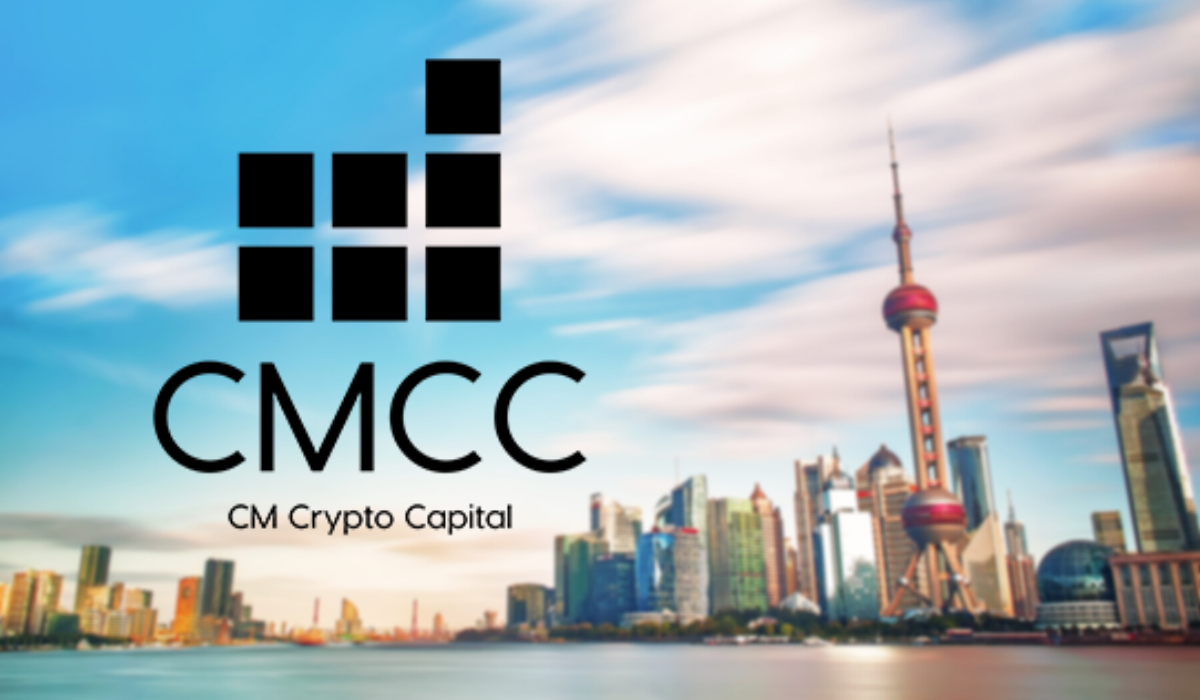Zhao Chen will Now Work with CMCC Global in Shanghai