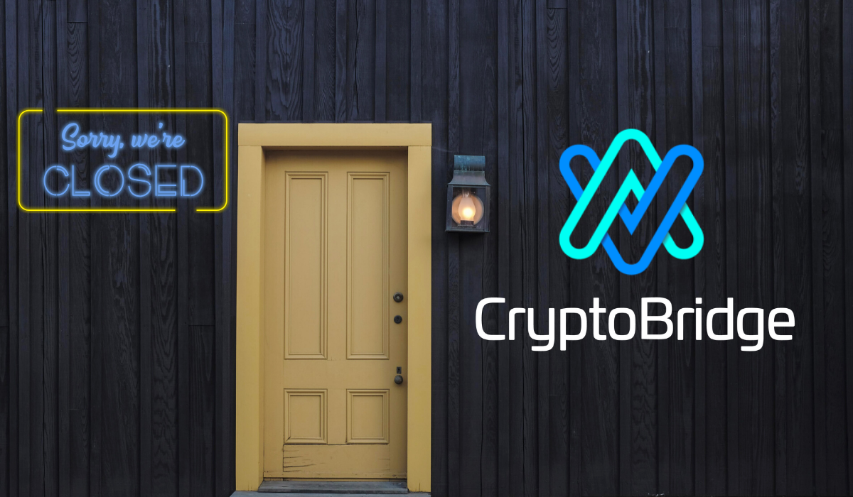 Cryptobridge to Shut Down After December 15