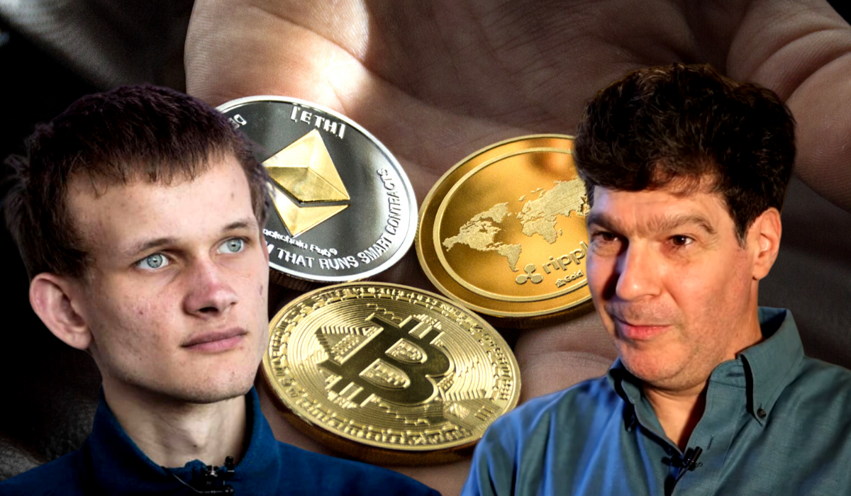 Vitalik Buterin Talks Economics with Eric Weinstein