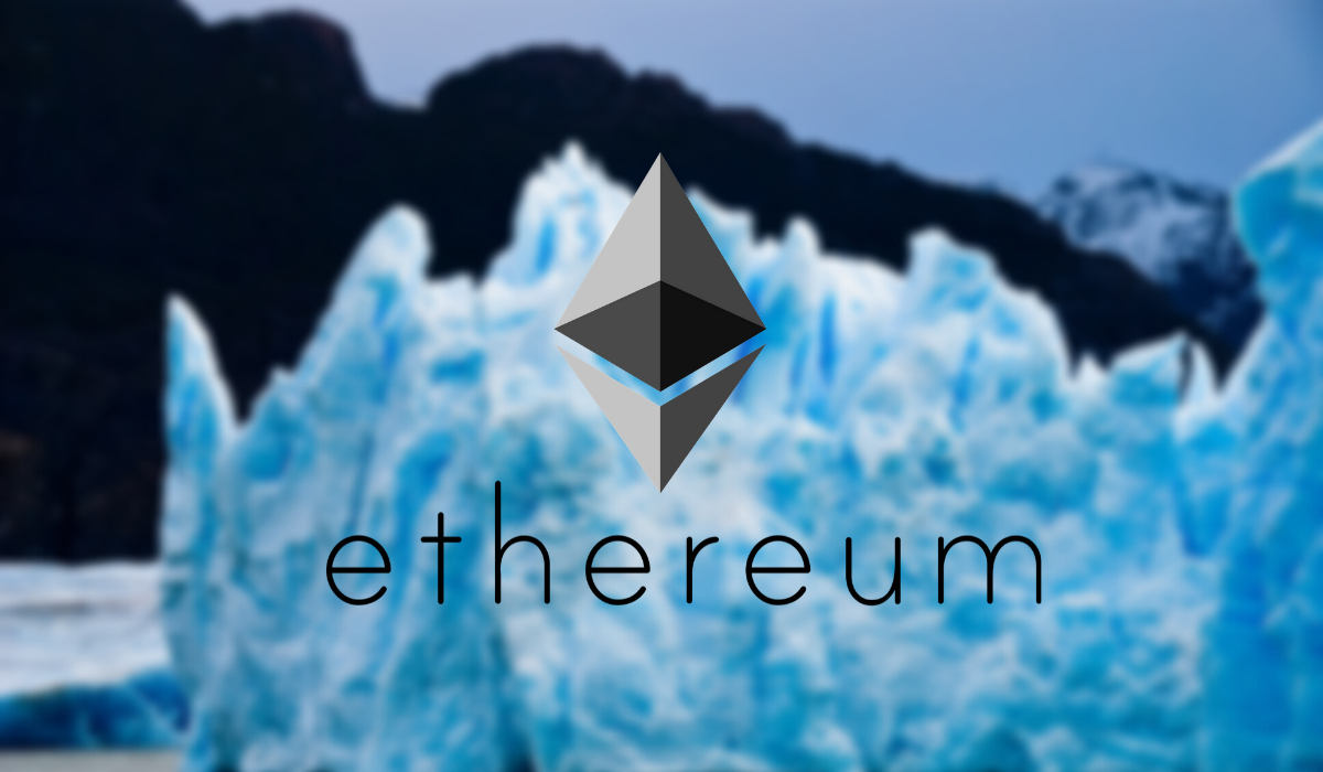 Ice Age and Mountain Glacier In Ethereum