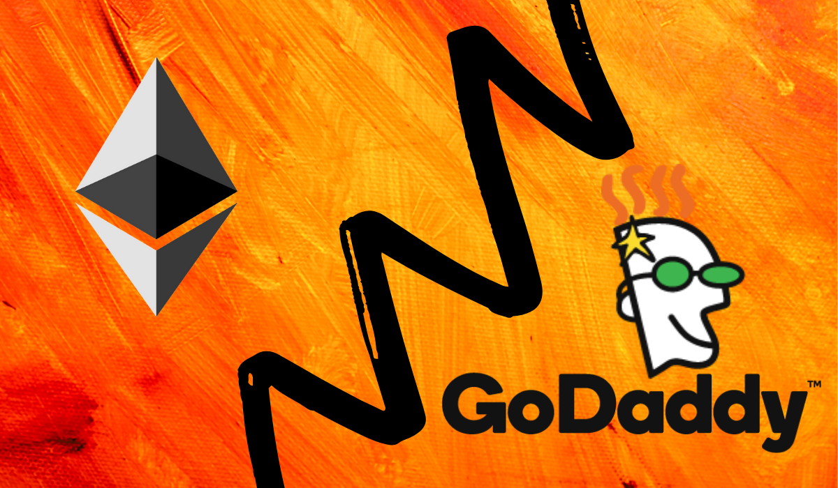 GoDaddy Vs Ethereum Name Service: ENS likely to Conquer $1 Billion Market