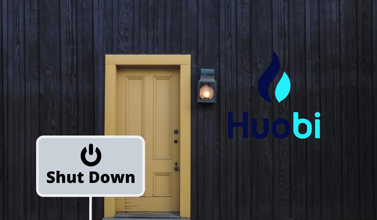 Huobi US (HBUS) Shuts Down