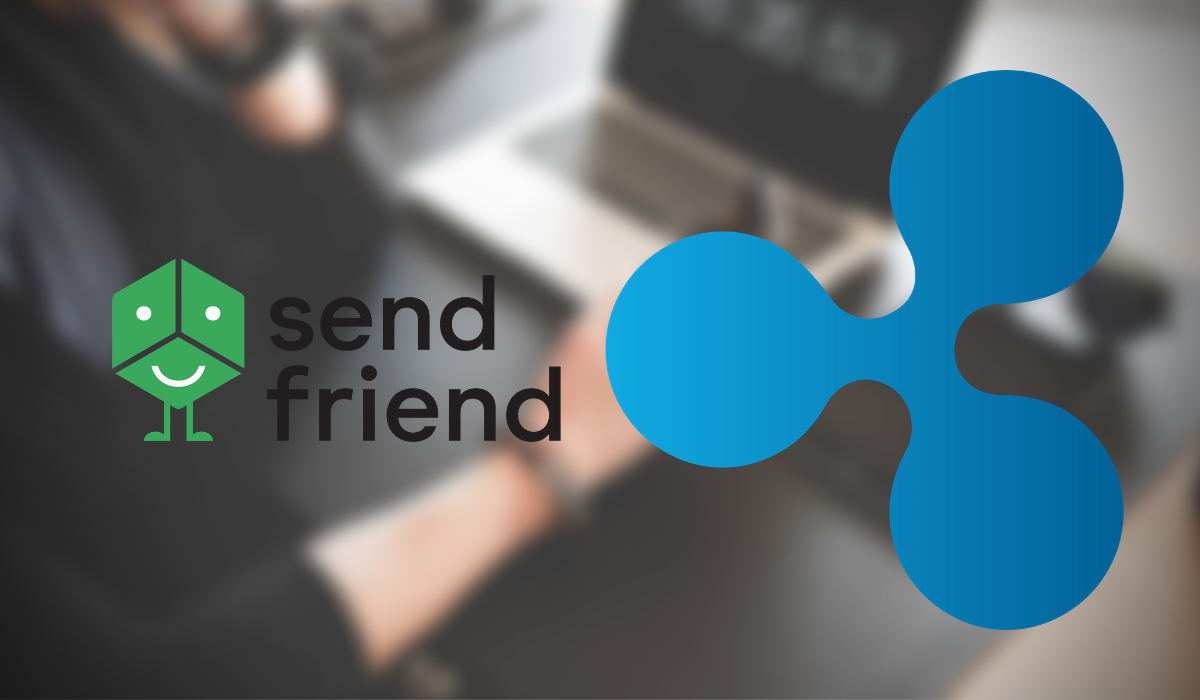 Sendfriend to save Remittance Fee up to 80% using Ripple's Solution