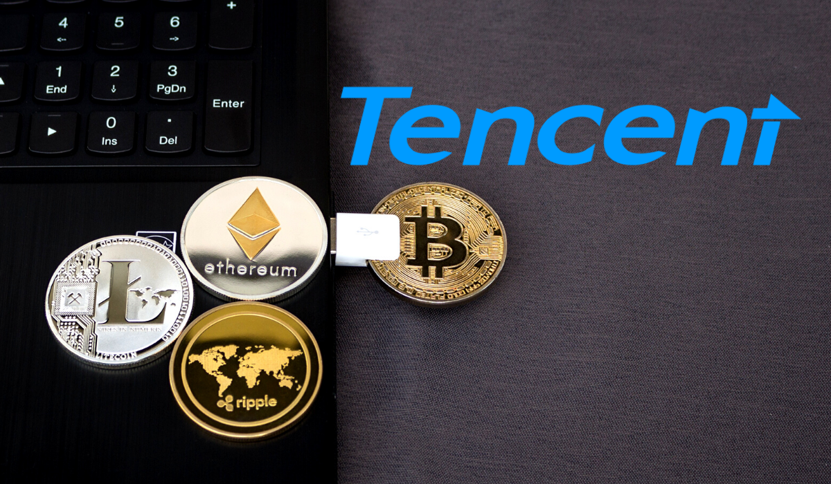 Tencent Creates Digital Currency Research Team