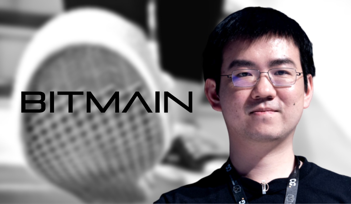 CFO Liu Luyao Of Bitmain Assumes Position Of Legal Representative, As CEO And Founder Jihan Wu, Steps Down