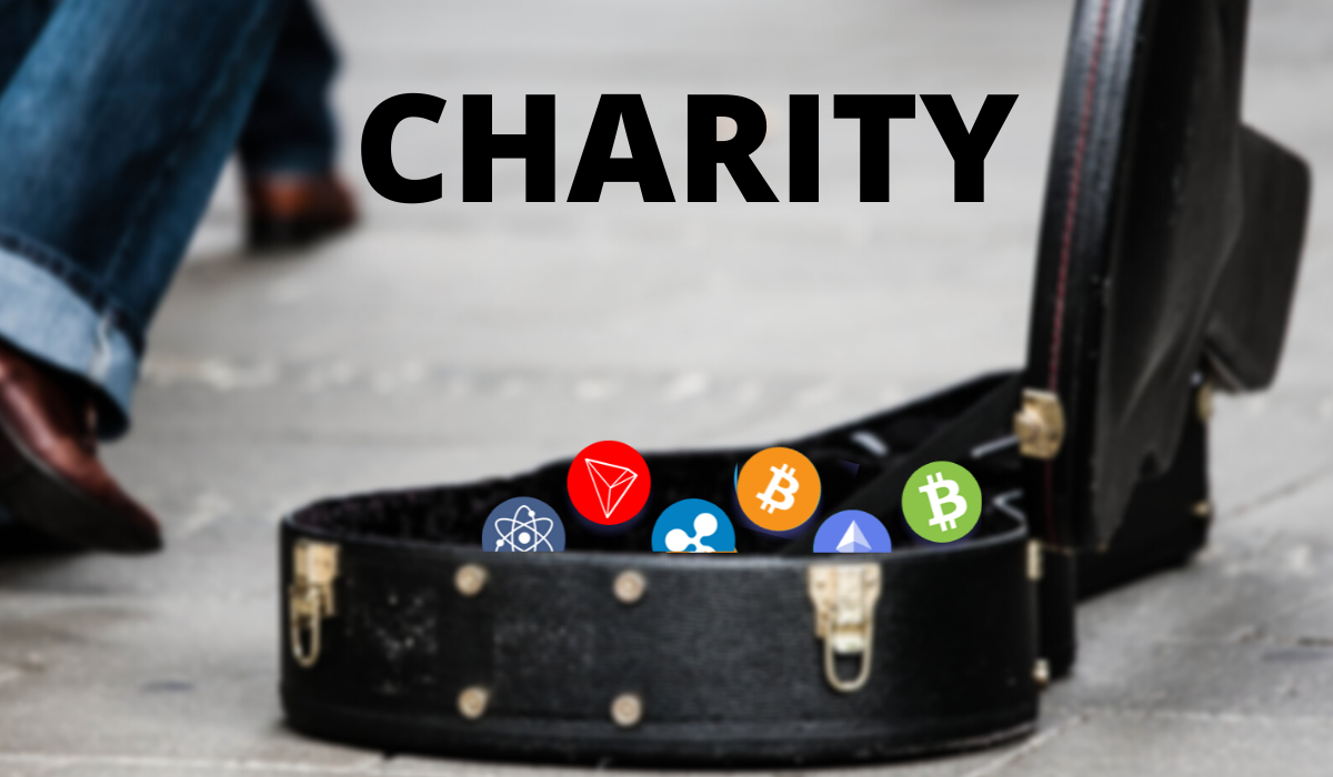 Why Charities Prefer Crypto In Spite Of Its Unpredictability?