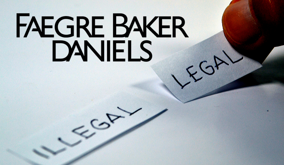 Faegre Baker Daniels To Face Legal Issues For Providing Erroneous Legal Services