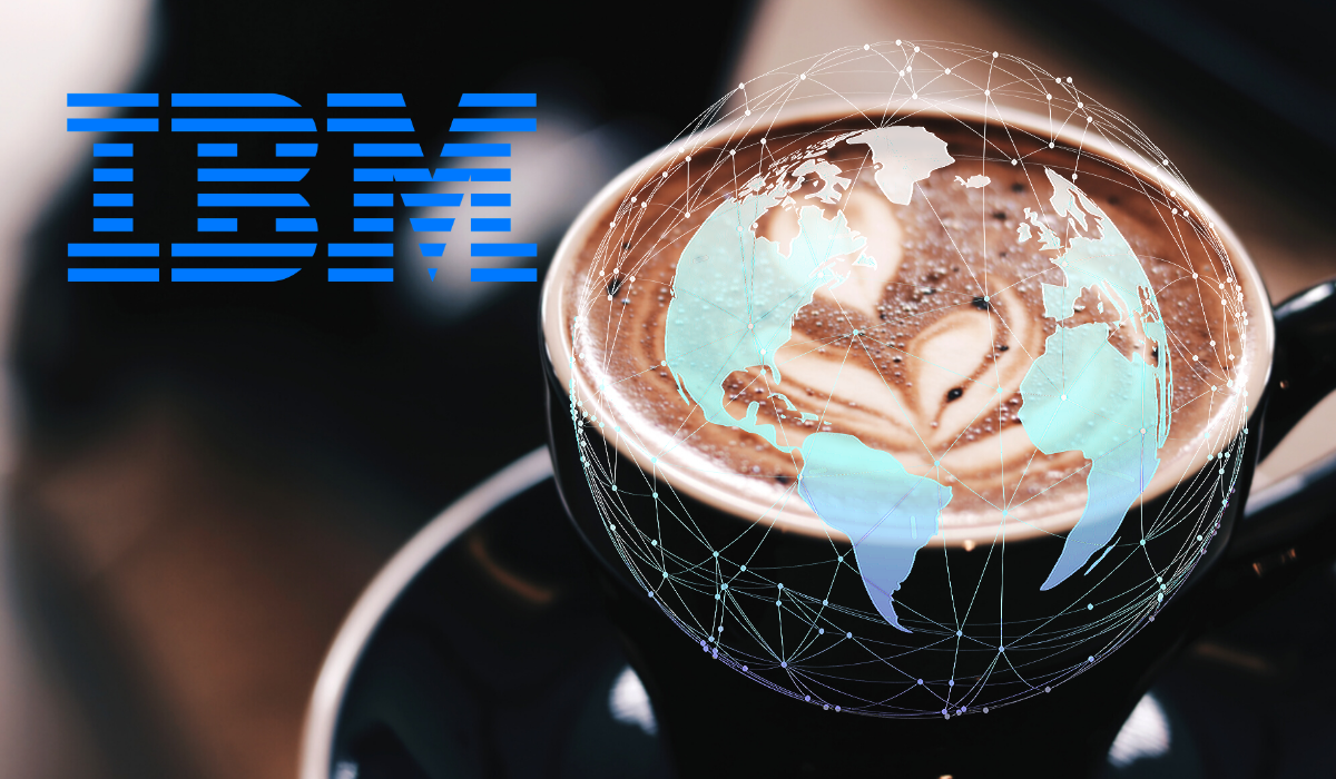 IBM Launches Blockchain-Powered App that Lets Users Track Their Coffee