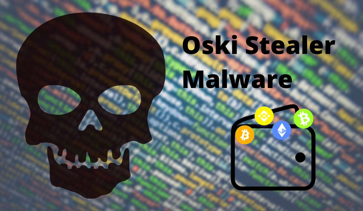 New Oski Stealer Malware Steals Crypto Wallet Passwords from Browser Data