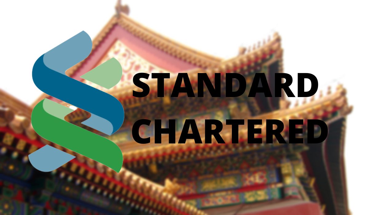Standard Chartered Announces First Strategic Investment In China