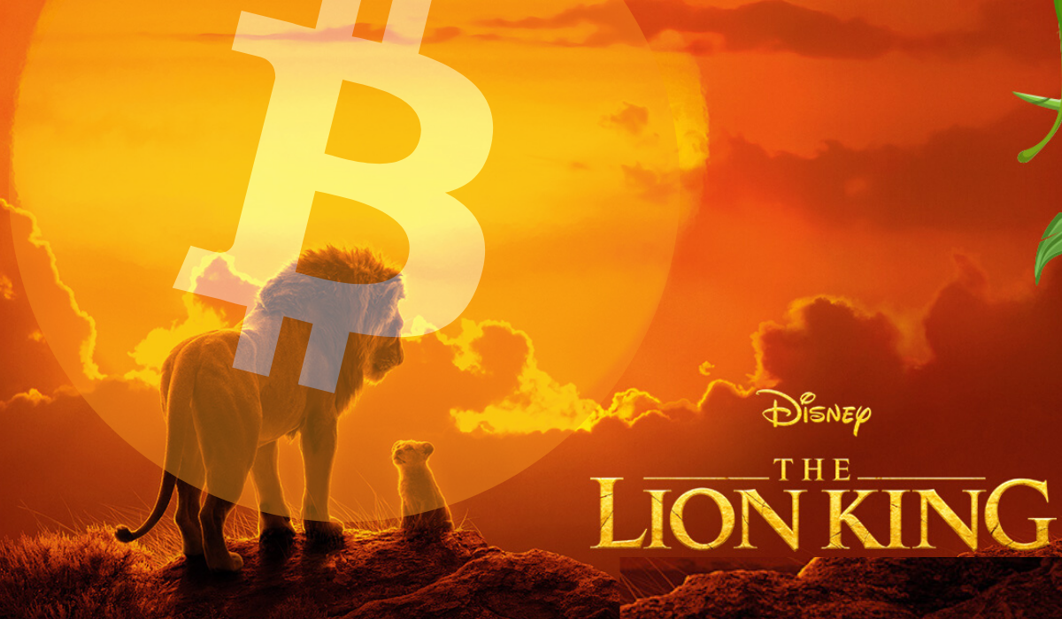 Lion King Actor Would Be Multi Billionaire If He Had Invested His $2 Million in Bitcoin