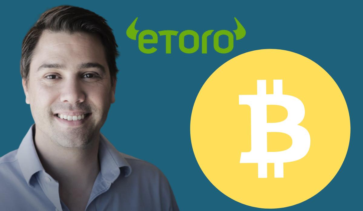 Etoro kainos kopijų apžvalgos, Kriptūrybinės valiutos prekyba pradedama JAV